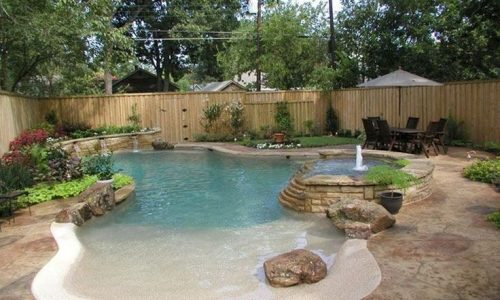 Small Inground Pools For Small Yards Small Inground Swimming Pool Cool Home Plan…