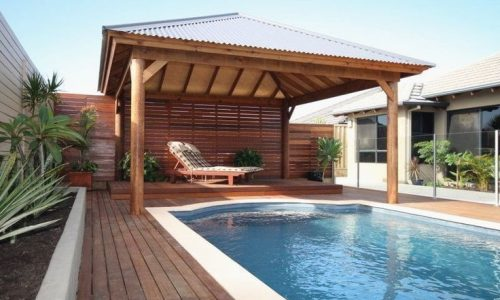 Pool Pampas Grass Design, Pictures, Remodel, Decor and Ideas – Sandy Martin Hudgins