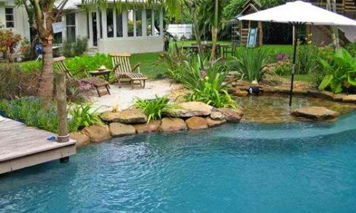 32 awesome swimming pools backyard landscaping ideas 22