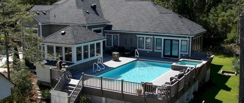 20+ Marvelous Backyard Pool Ideas On A Budget