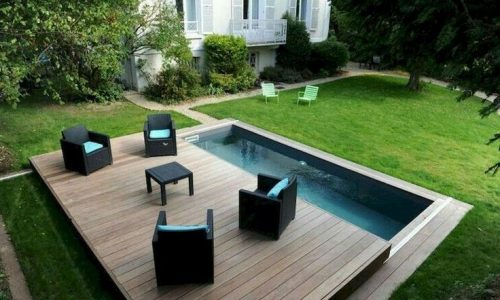 10+ Most Beautiful Natural Swimming Pool Ideas For Your Home Yard