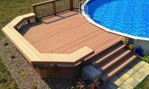 Awesome pool deck ideas #swimmingpooldeckdecoratingideas