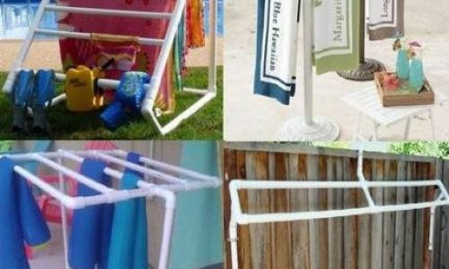 56 Ideas For Backyard Pool Landscaping Tiki Torches