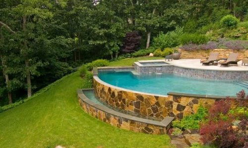 20+ Modern Natural Swimming Pools That Will Delight You
