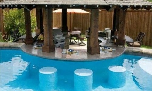 Inexpensive Pool Design Ideas For Your Home 05